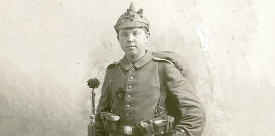 Første Verdenskrig - Den Sønderjyske Historiekanon
